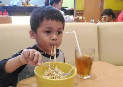 aksi nutrisi generasi maju
