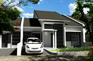 The Latest Minimalist House Design With Garage