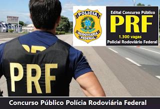 Concurso da PRF oferta 500 vagas!