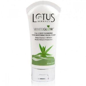 Deep Cleansing Skin Whitening Facial Foam