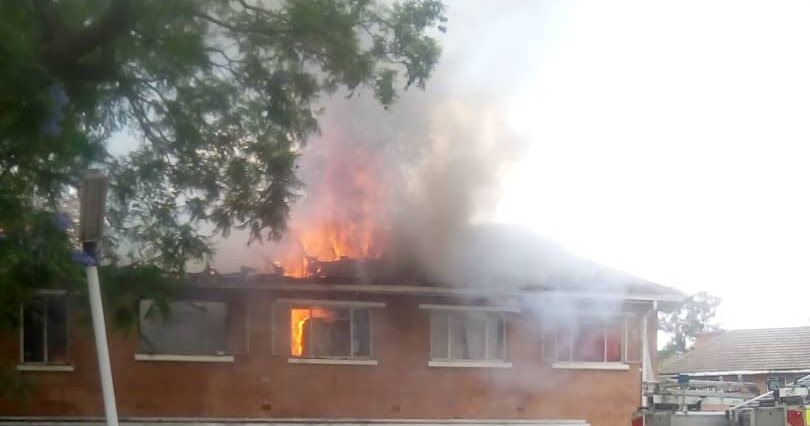 MPILO APPEALS FOR HELP AFTER FIRE