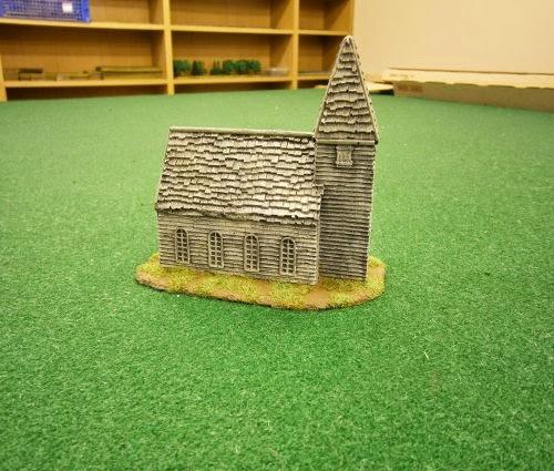 BD209 Wooden Church