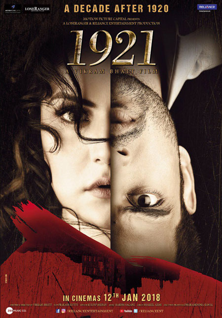 1921 Horror Movie All Songs Lyrics Videos - Zarine Khan | Karan Kundra