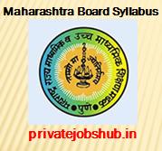 Maharashtra Board Syllabus
