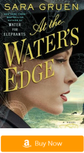 Books to Read - Summer 2015 - At the Water's Edge