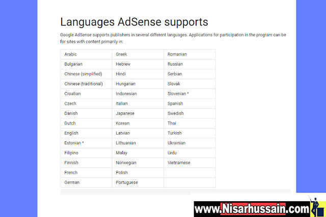 adsense support picture