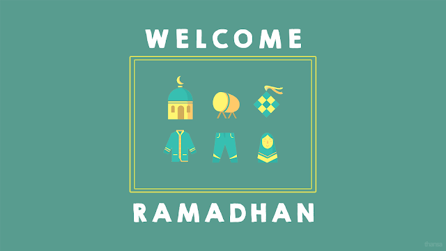 wallpaper ramadhan