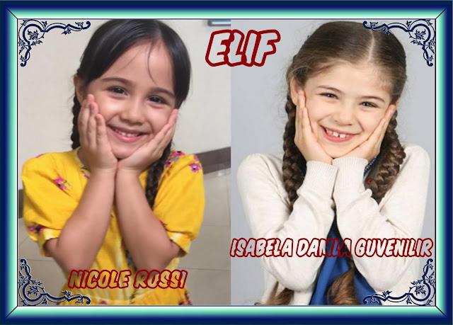 Pemeran Elif