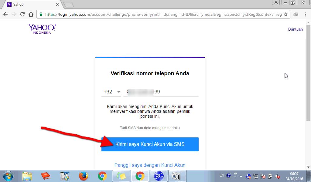 cara terbaru membuat e-mail yahoo - BLOGNYA KHOIR