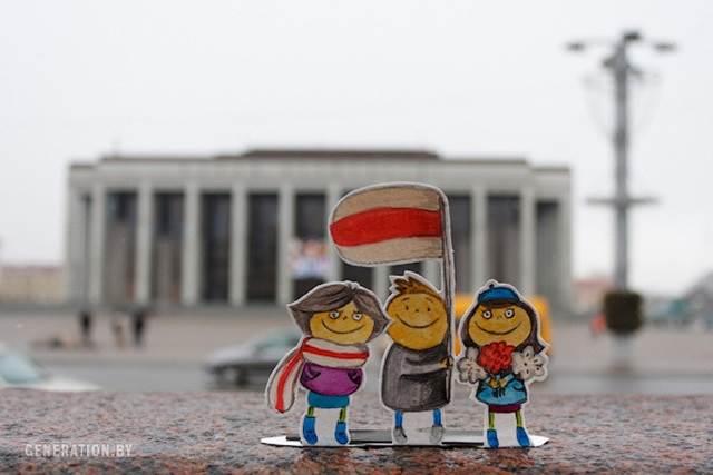 freedom on paper belarus