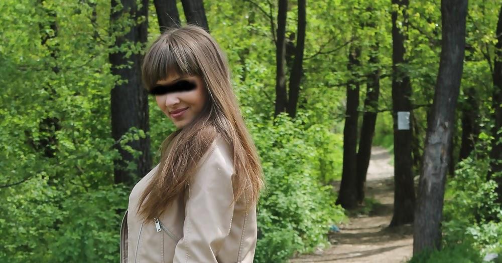 Flotter Outdoor Sex mit jungem Mädel aus Deutschland