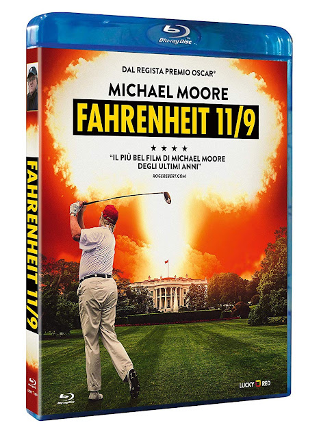 Fahrenheit 11/9 Home Video