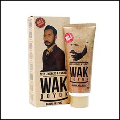 Jual Wak Doyok Cream 100% Original Termurah