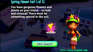 Lily, fvtropicescape, colorful gardener clothes, dancing