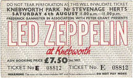 Led Zeppelin Hot Dog Other Recordings Of This Song