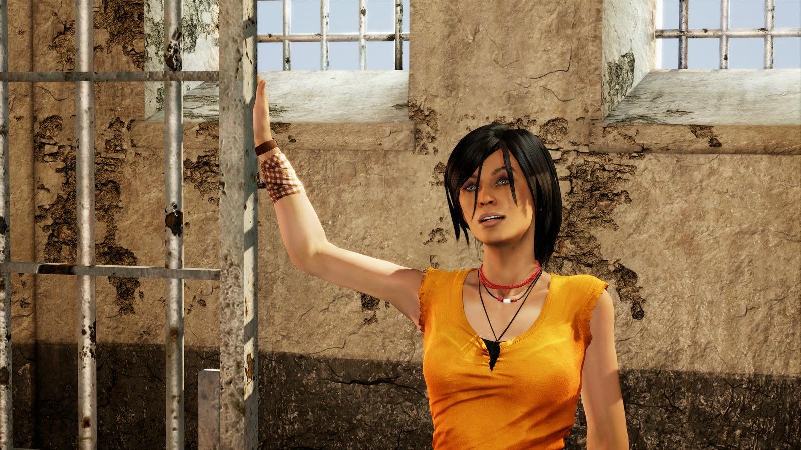 Uncharted 3 Chloe Hot Uncharted 4 DLC: Lead ...