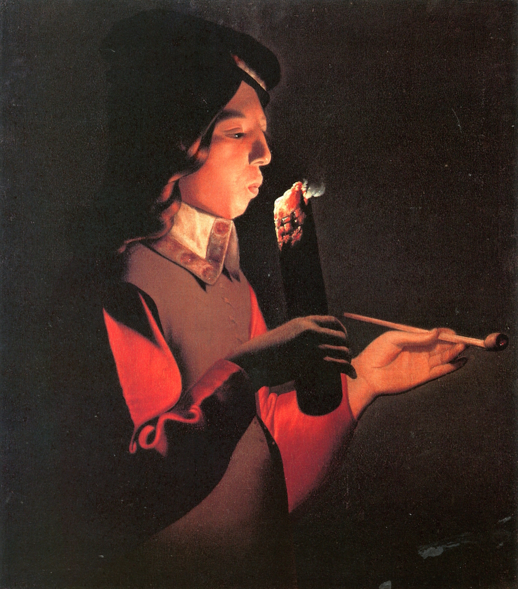 Baroque Era Painter - Georges de La Tour (1593-1652)