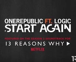 OneRepublic e Logic lançam parceria