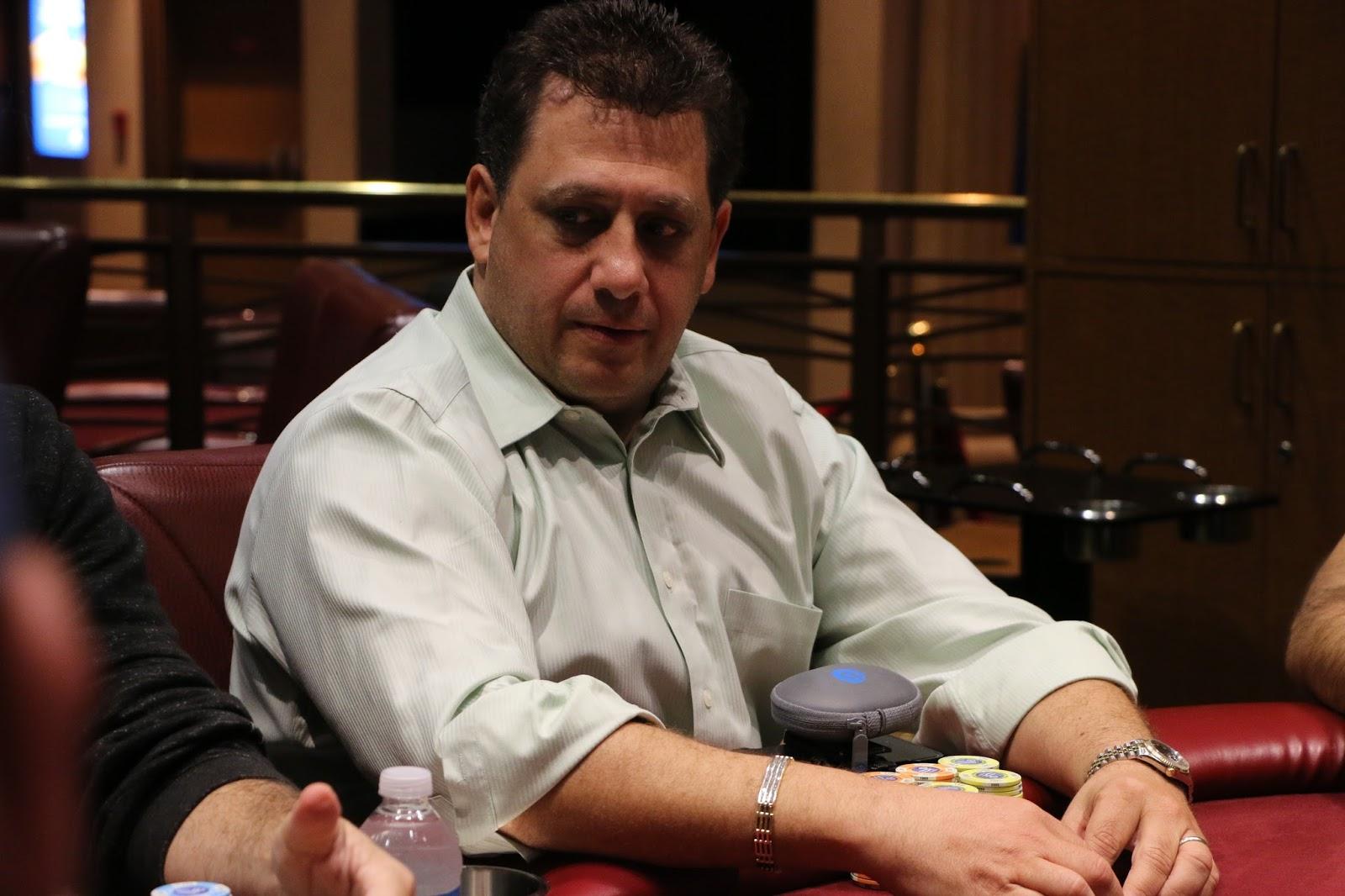 Evan Teitelbaum - Seminole Hard Rock Tampa Poker