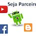 Tem um canal, blog ou página relacionado ao Android? Seja nosso parceiro! o/