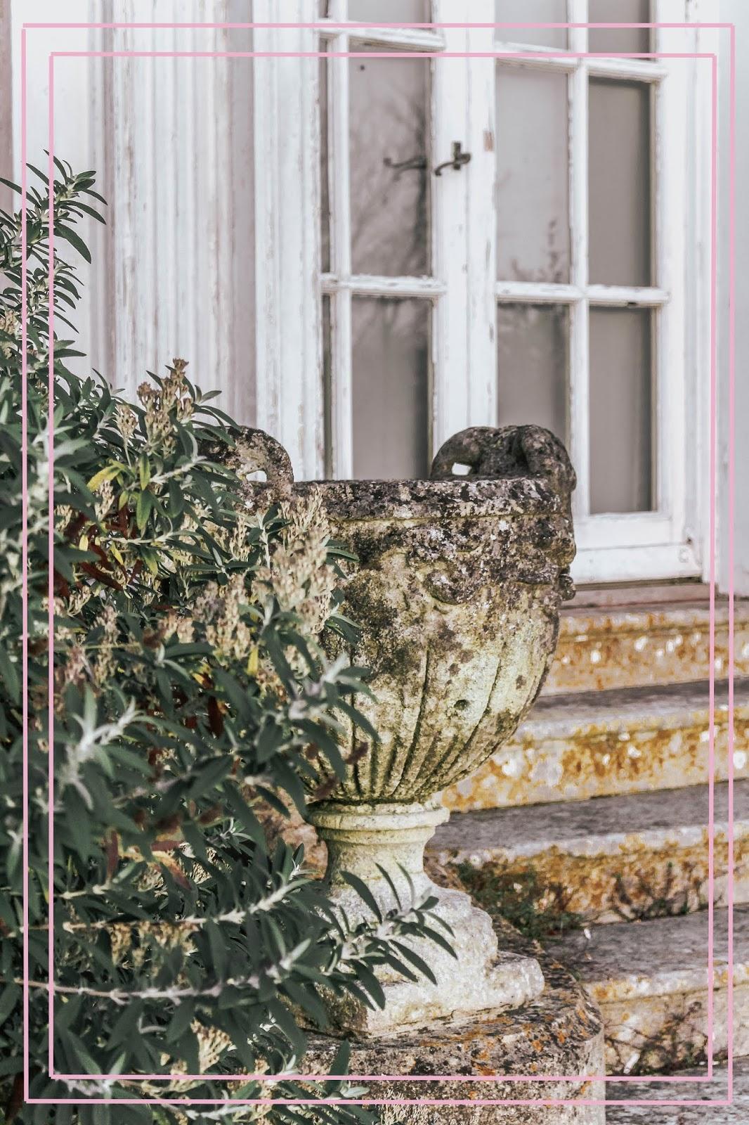 British Manor House Garden