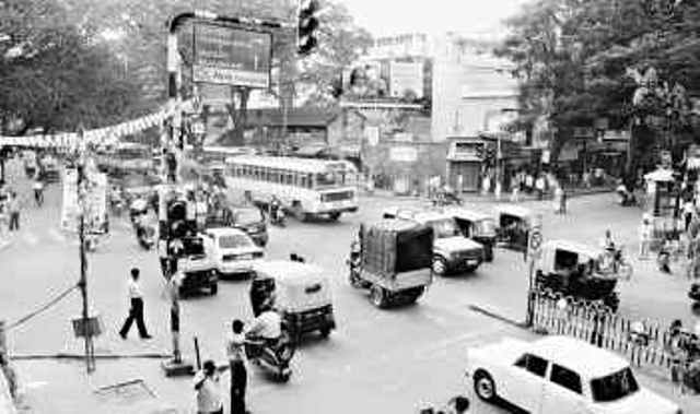 A stubbornly persistent illusion: Malleswaram - The aura of