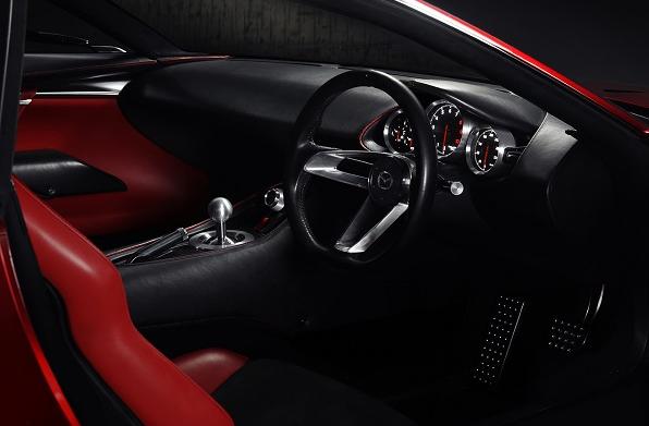 2017 Mazda RX-7 Interior