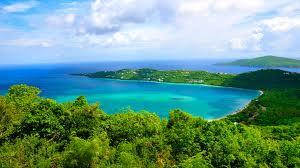 Magens Bay , baie de Saint Thomas iles vierges américaines
