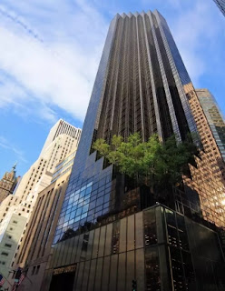 Trump Tower или башня Трампа