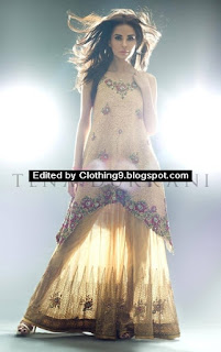tena durrani party and wedding collection