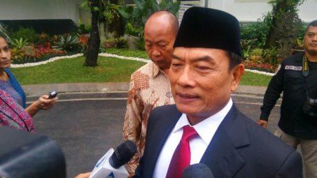Istana Merasa Terganggu Posko Prabowo-Sandiaga di Solo