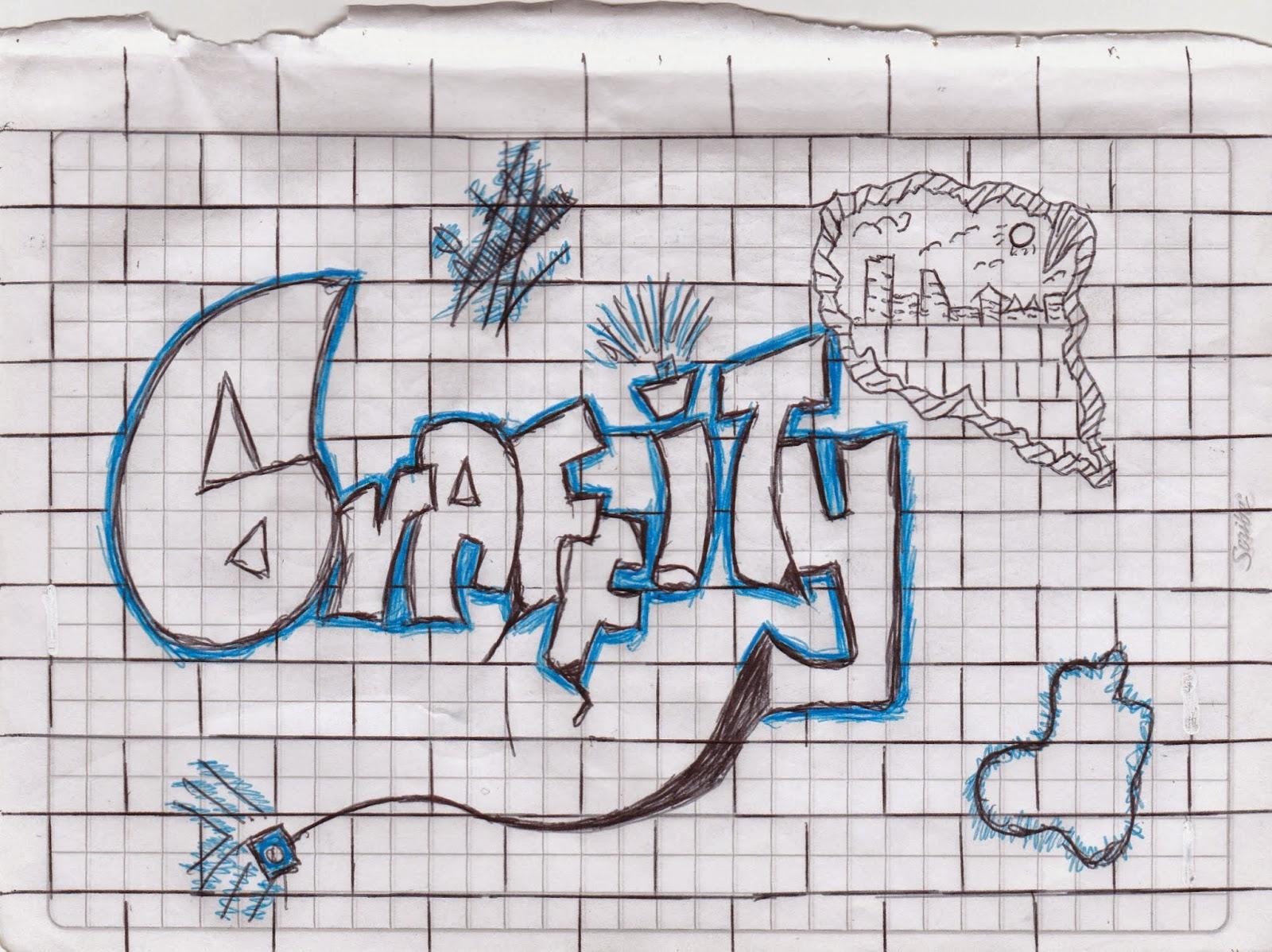 Dibujos Graffitis Dibujo Graffiti