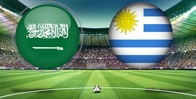 أوروغواي تفوز على السعودية بهدف نظيف كأس العالم روسيا 2018
