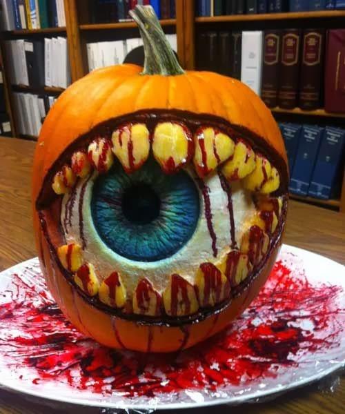 Cool Pumpkins Carving Ideas: Pumpkin Carving Ideas For Halloween 2014