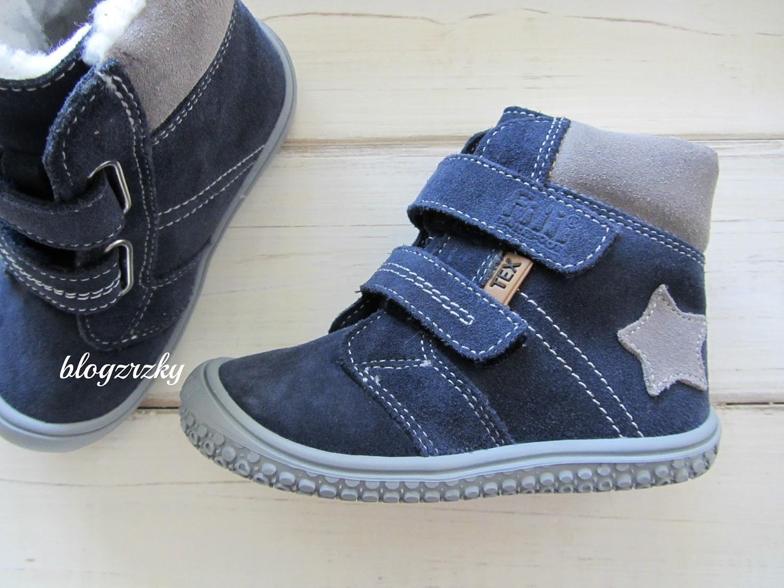 Blog Zrzky  Dokonalé zimní barefoot boty pro normální nohu Filii d922915edb
