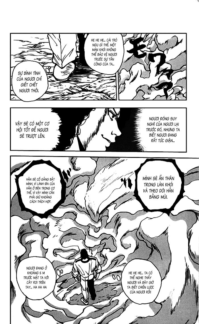 Hành trình của Uduchi chap 138: đối thủ thật sự trang 12