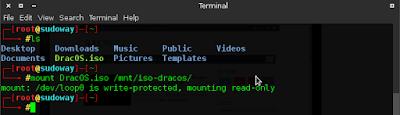 Cara Install DracOs Linux Menggunakan Rsync
