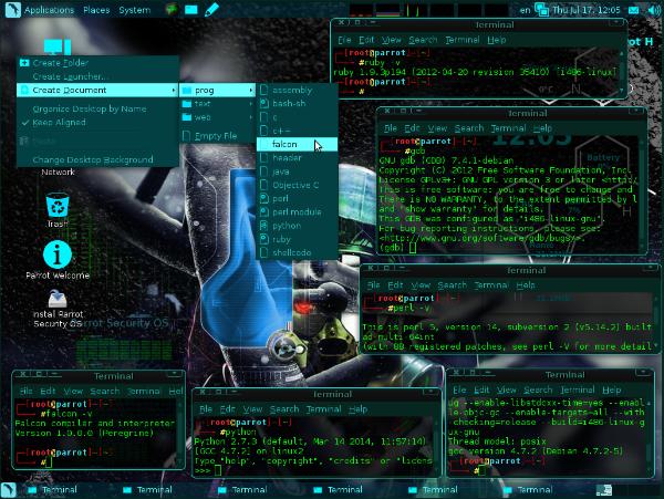 Parrot-programming1