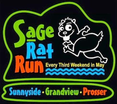 Sage Rat Run 2015 -- holy cats, have you seen these medals???