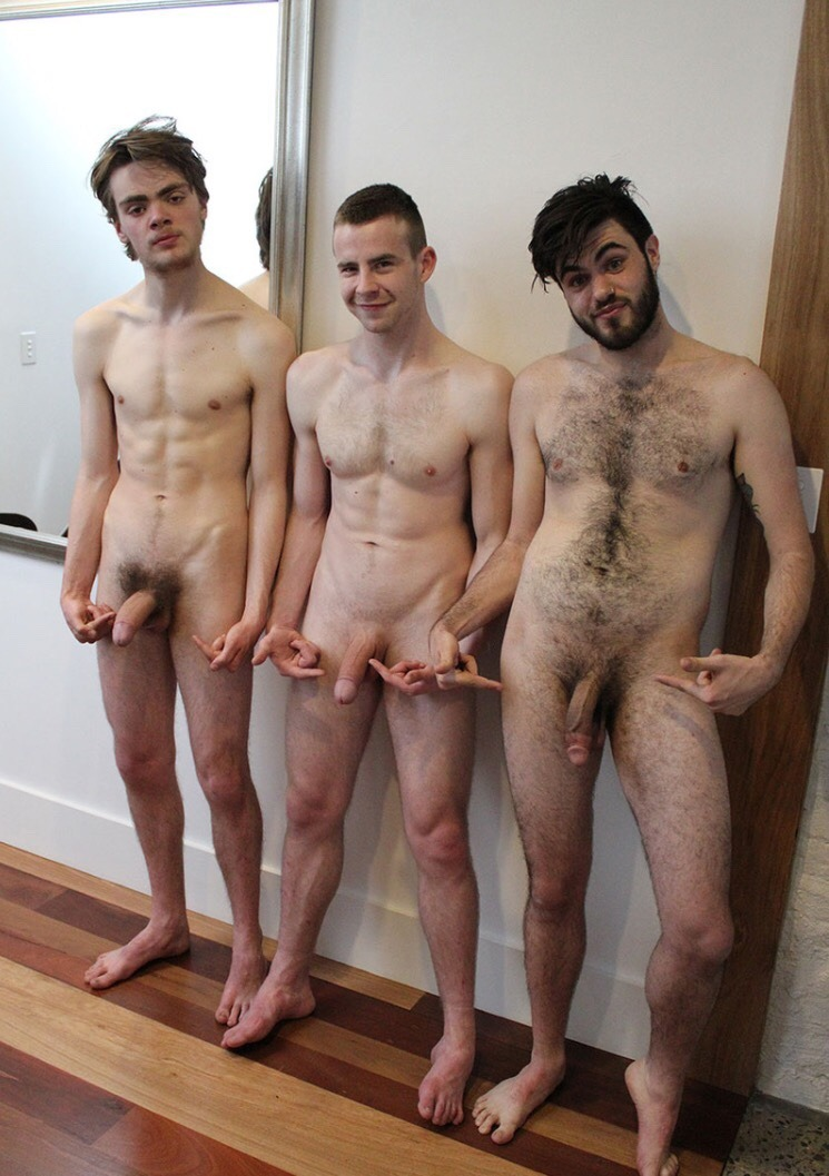 Average boys nude