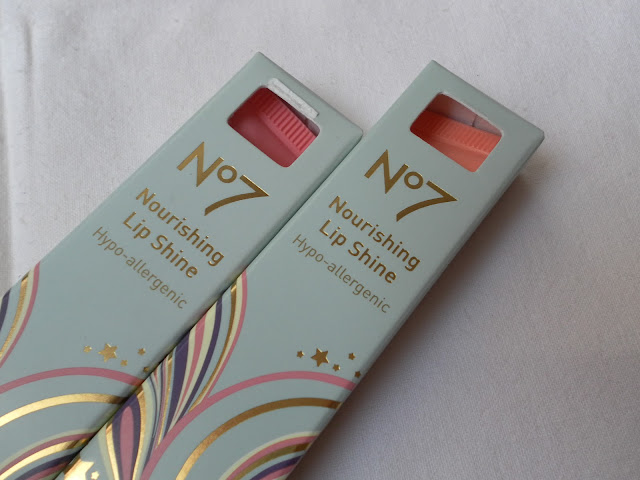 A picture of No7 Nourishing Lip Shine