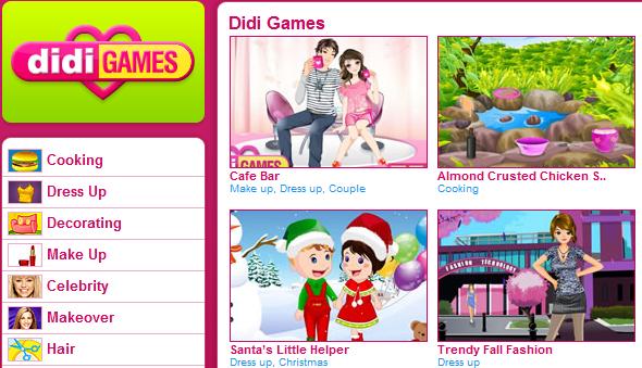 Didi Didi Games