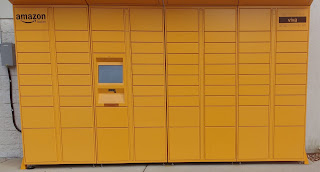 Amazon Locker Jax