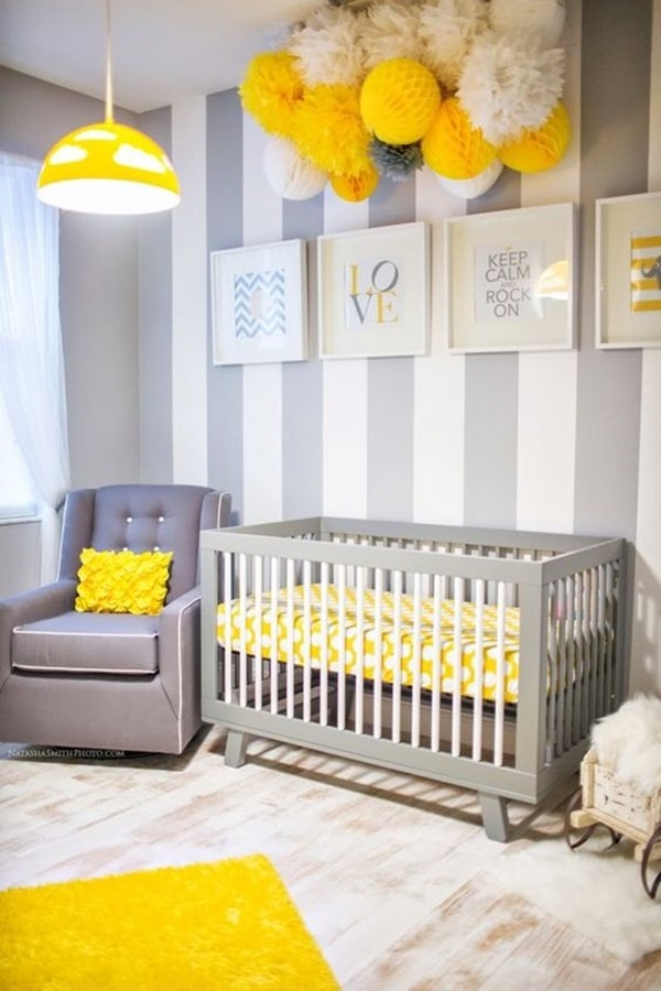 Essential Decorations For Bedrooms of Newborn Babies 2