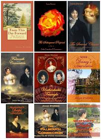 Joana Starnes Books