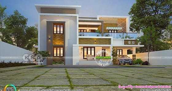 May 2020 house architecture designs starts here - Kerala ...