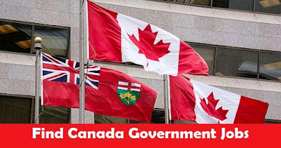 How to Find Canada Government Jobs