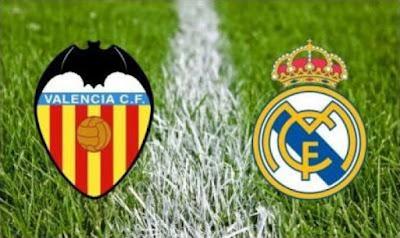 مشاهدة مباراة ريال مدريد وفالنسيا اليوم بث مباشر فى الدورى الاسبانى