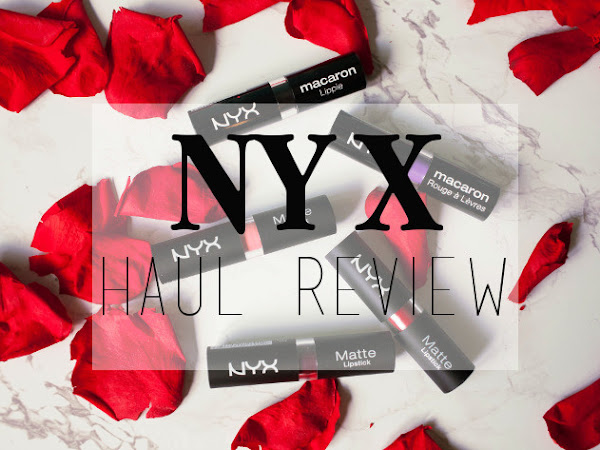 Beauty: 2nd NYX haul review