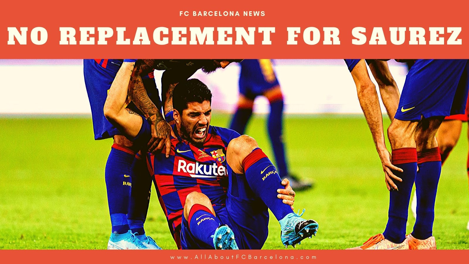 Absolutely Crazy!! Barca Decides not to Sign Saurez Replacement! #FCBarcelona #Barca